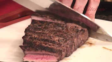 london broil recipes - Hot Kitchen recipe demonstration