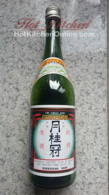 Sake to avoid