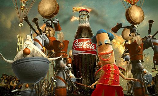 coca cola spot tv
