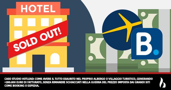 pubblicità hotel