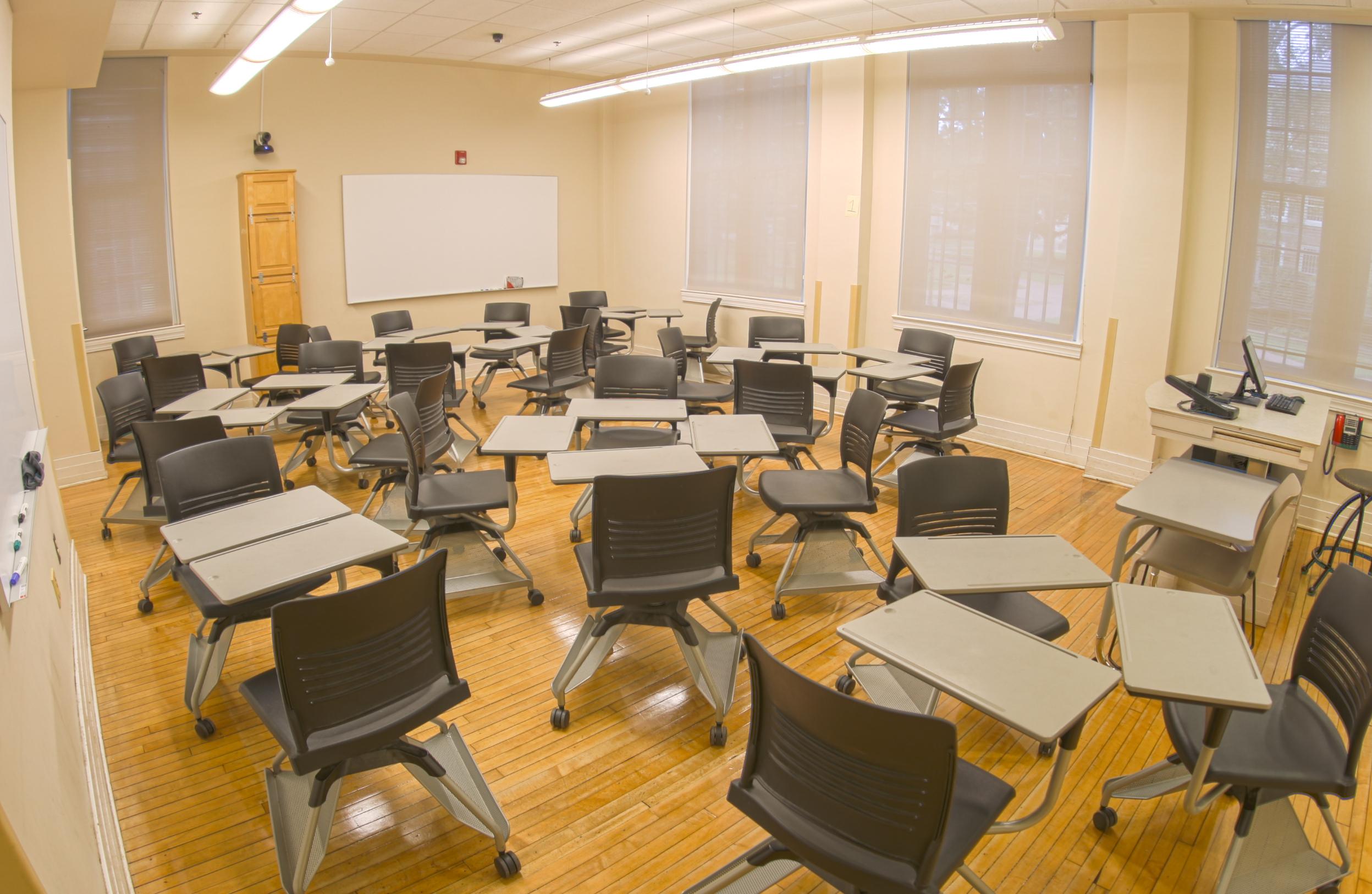 Unc Hotline Classroom Info