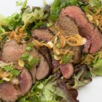 Thai Beef Salad and…A Little Bit of Power