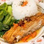 Pork Belly with Caramel Vinegar and…Hangi Time