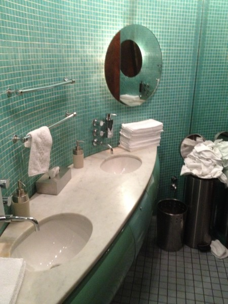 The Ladies Bathroom