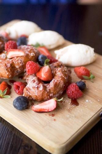 Sweet Potato Donuts