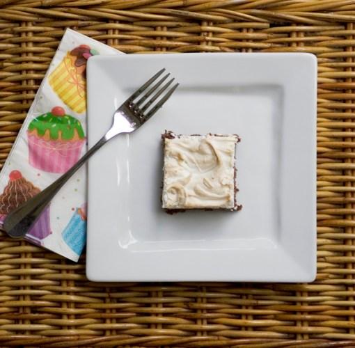 Chocolate and meringue