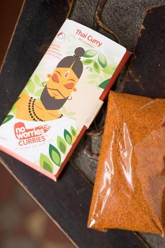 No Worries Curries Massaman Curry Paste