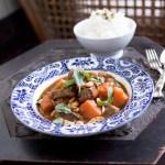 Massaman Thai Curry and…Boarding School Beginnings