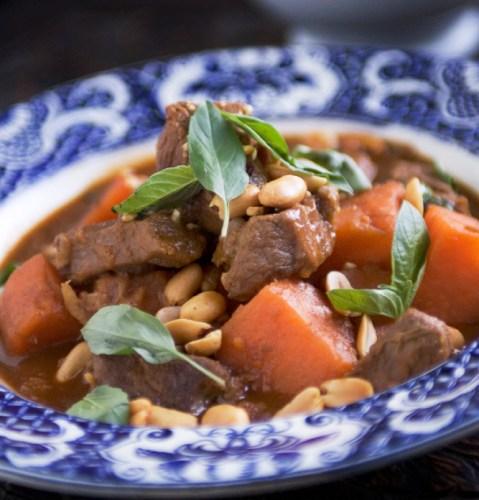 Massamum Thai Curry