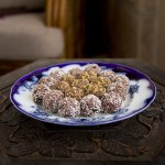 Chocolate Whiskey Balls and…Christmas Eve Trauma