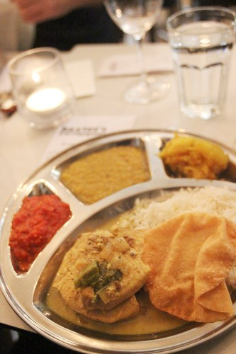 Swordfish Curry