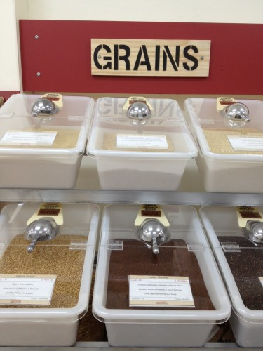 Lots of ancient grains
