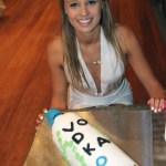 Vodka O Birthday Cake