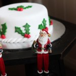 A Gluten-Free Christmas Cake
