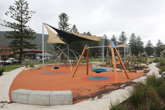 Thirroul Beach Playground