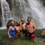 Cascade Falls, Efate Island, Vanuatu