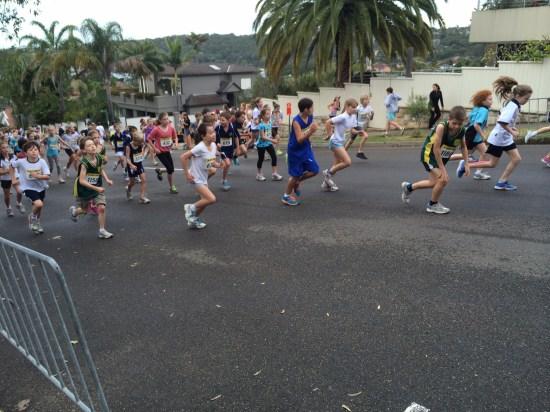 Alfie's race