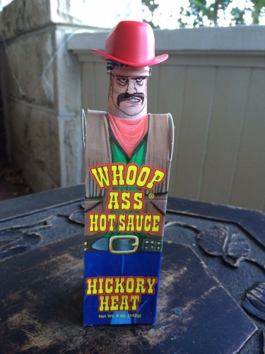 Whoop Ass Hot Sauce