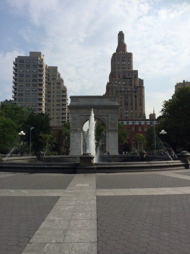 Washington Square, Greenwich Village