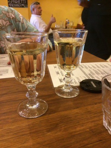 Pinot Grigio $7.00/glass