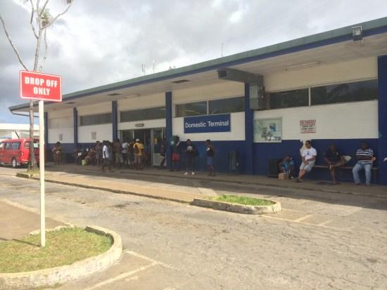 Port Vila Domestic Terminal