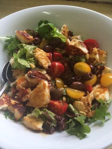 Another Mediterranean salad
