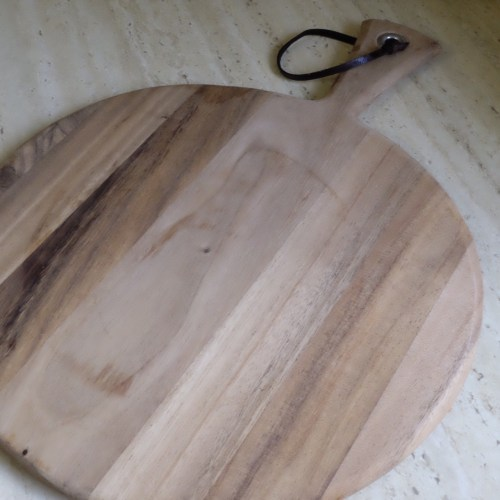 A handy chopping board