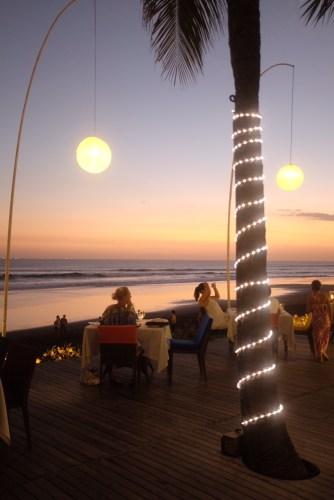 Sunset, Seminyak Beach