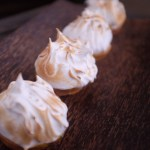 Mini Passionfruit Meringue Tarts
