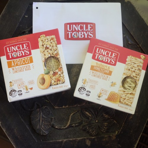 Uncle Tobys Muesli Bars