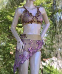 Jasmine Custom Dance Costume