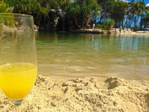 Gold coast Australia drink pool