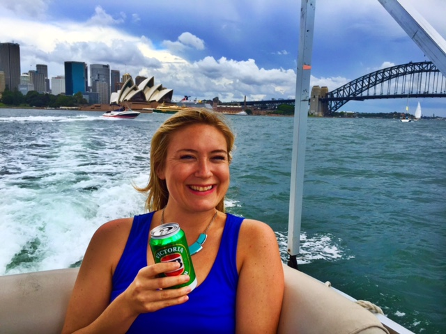 Highlights of my First Aussie Summer: Concerts, Boys, Boats, Beaches.. oh My!