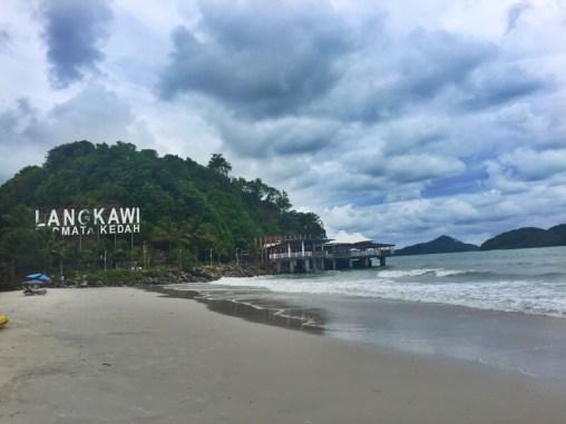 Pantai Cengang Beach Langkawi