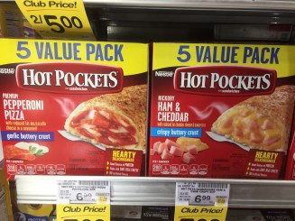 Hot pockets value pack