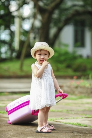 Introduce toddler to culture by travel
