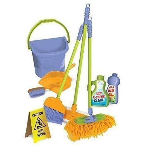 play cleaning toddler toy