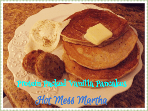 OMG! Pancakes!