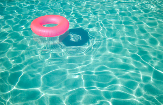 Empty pools are best