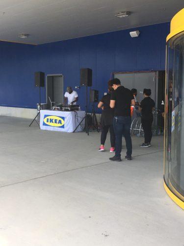 Ikea DJ