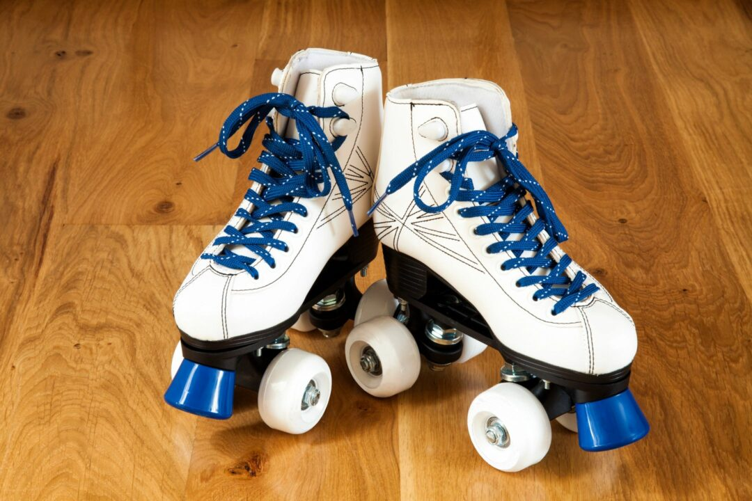 I've never learned to roller skate