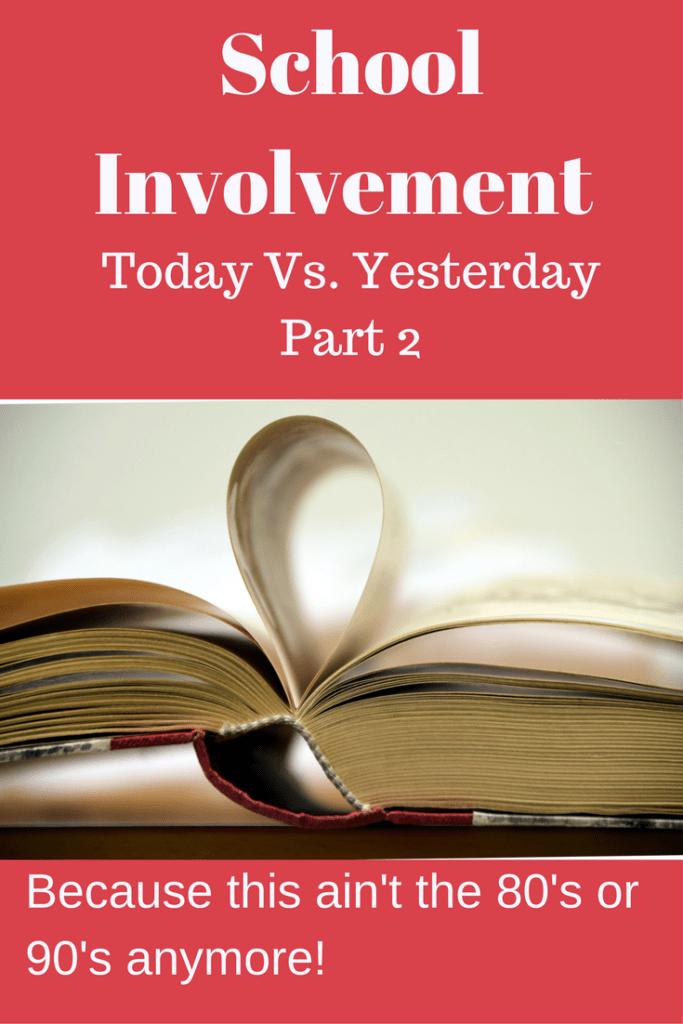 School Involvement 2