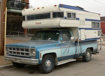 Camper Pick UP
