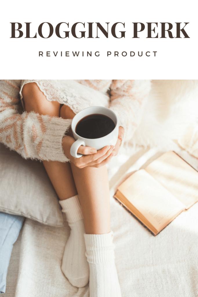 blogging perk