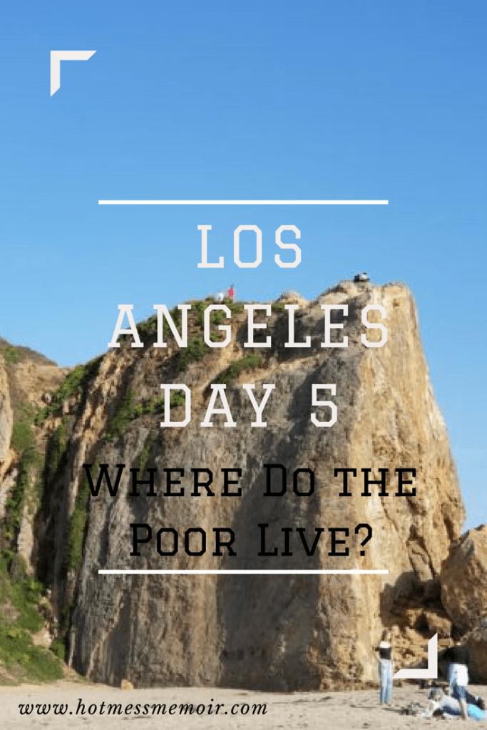 Los Angeles Poor