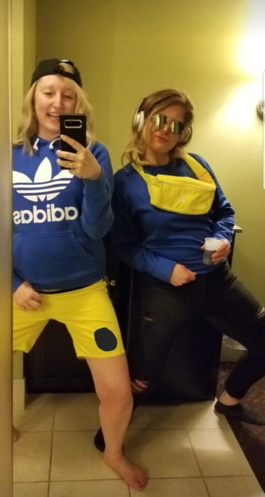2 drunk sisters 1