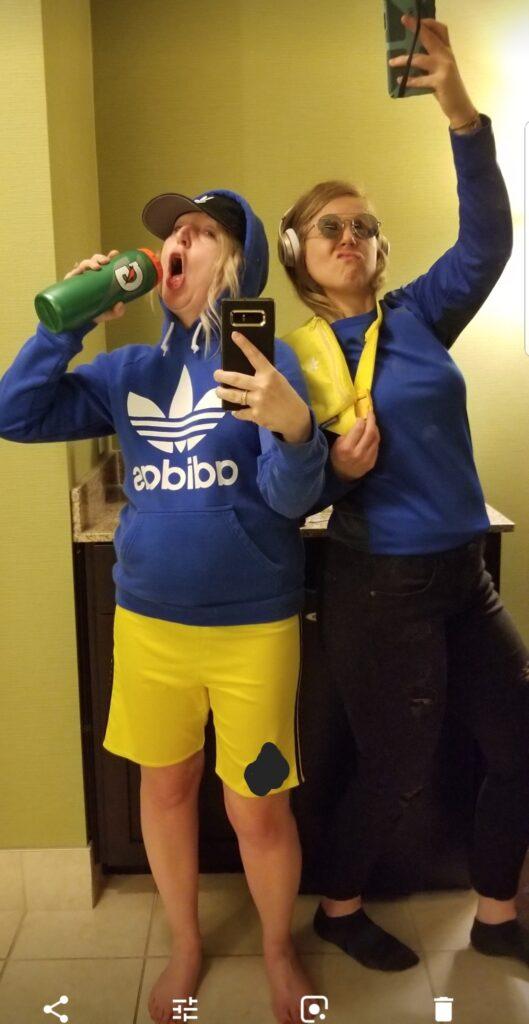 2 drunk sisters 3