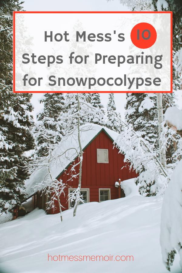 Snowpocolypse