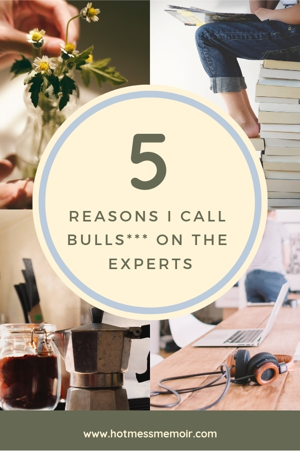 so-called experts