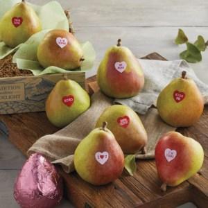 Valentine Pears